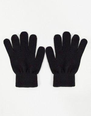 Перчатки из переработанных материалов -Черный Boardmans
