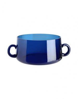 Украшение для стола BITOSSI HOME. Цвет: синий