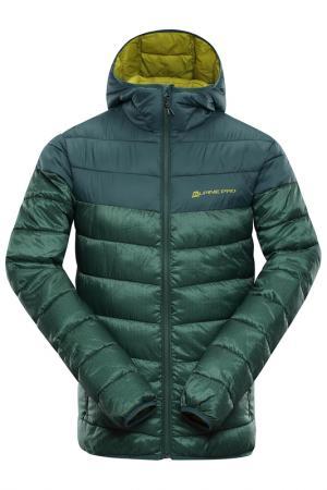 Куртка Alpine Pro. Цвет: green