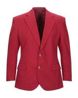 Пиджак ENRICO COVERI. Цвет: красный