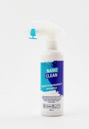 Спрей для обуви Nanoclean нано-пропитка, 180 мл. Цвет: прозрачный