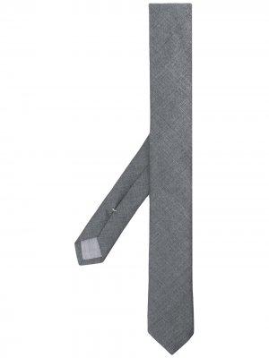 Classic tie Eleventy. Цвет: серый