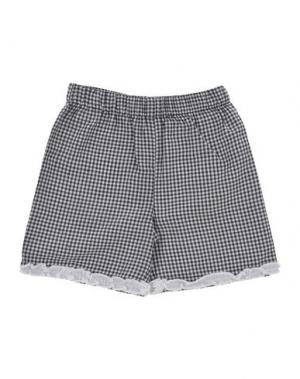 Повседневные брюки BRUMS. Цвет: черный