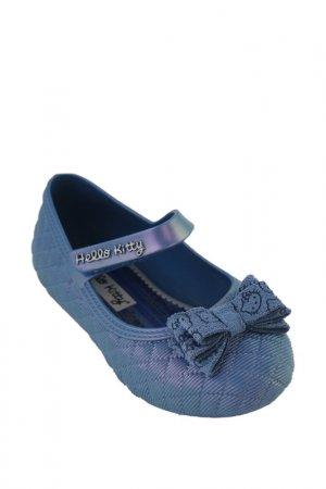 Пантолеты Hello Kitty. Цвет: blue