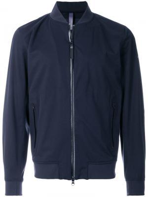 Куртка-бомбер Paul & Shark. Цвет: синий