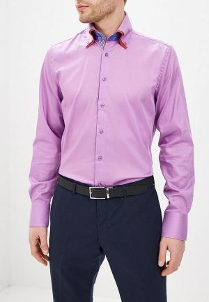 Рубашка Mario Machardi. Цвет: розовый
