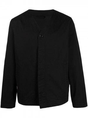 Пиджак Abe Filippa K. Цвет: черный