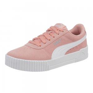 Кеды Carina PUMA. Цвет: розовый