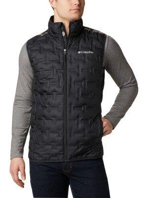 Жилет пуховый мужской Delta Ridge™, размер 48-50 Columbia. Цвет: черный