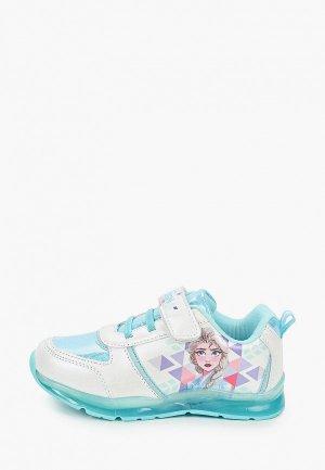 Кроссовки Disney. Цвет: белый