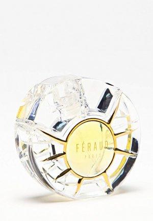 Парфюмерная вода Feraud FE267DWBZ516. Цвет: прозрачный