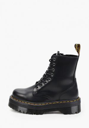 Ботинки Dr. Martens Jadon. Цвет: черный