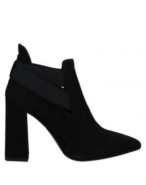 Ботинки CAFèNOIR. Цвет: черный