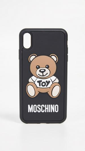 Bear iPhone XS Max Case Moschino