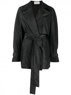 Куртка Keera с поясом The Row. Цвет: черный