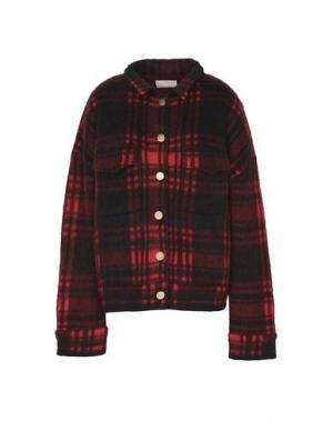 Куртка LANEUS. Цвет: красный