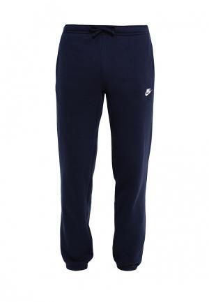 Брюки спортивные Nike Mens Sportswear Pant. Цвет: синий