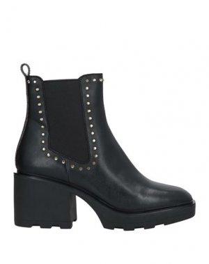 Полусапоги и высокие ботинки MICHAEL KORS. Цвет: черный