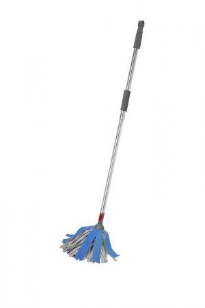 Швабра для мытья пола Nordic Stream. Цвет: стальной