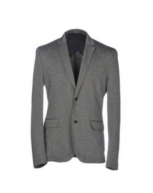 Пиджак GAUDÌ. Цвет: серый