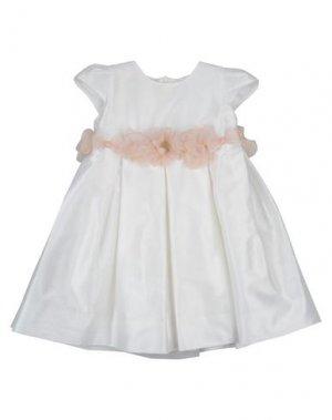Платье LADIA. Цвет: белый