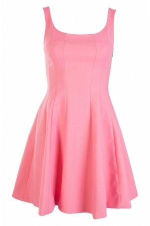 Платье Flavio Castellani. Цвет: бордовый