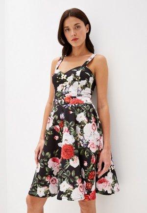 Платье Fashion.Love.Story. Цвет: черный