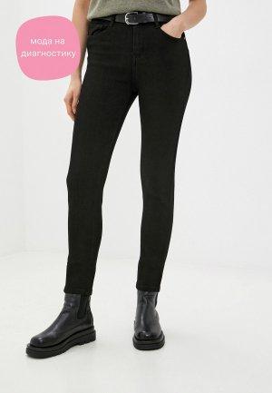 Джинсы G&G. Цвет: черный