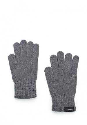 Перчатки Quiksilver. Цвет: серый
