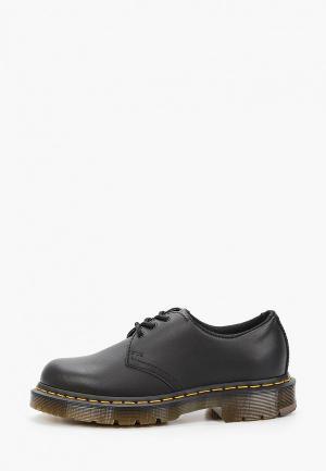 Ботинки Dr. Martens 1461 SR - NS 3 Eye Shoe. Цвет: черный