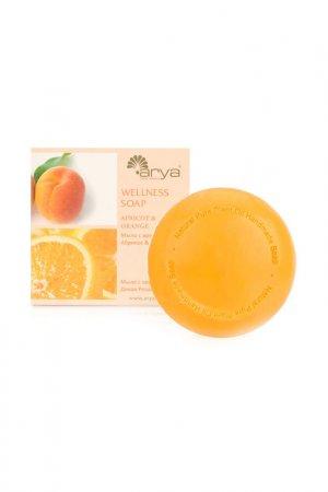 Мыло Arya home collection. Цвет: оранжевый