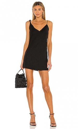 Платье mini NBD. Цвет: черный