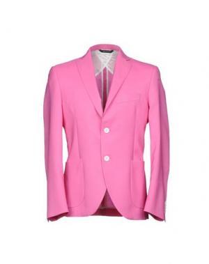 Пиджак LC23. Цвет: розовый