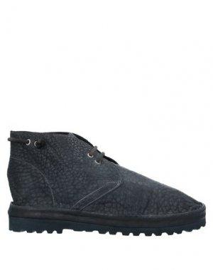Полусапоги и высокие ботинки LAGOA. Цвет: черный