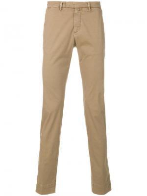 Прямые брюки-чинос Briglia 1949