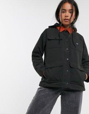 Черное пальто MTE-Черный Vans