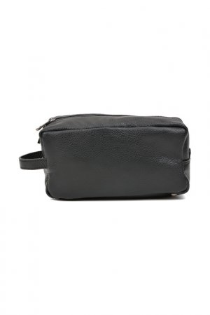 Cosmetic Bag CARLA FERRERI. Цвет: black