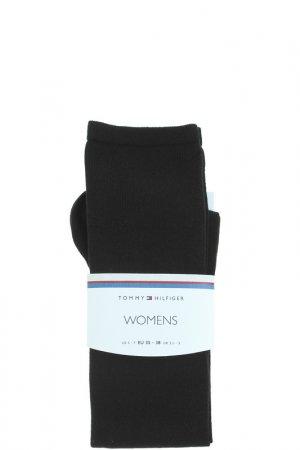 Носки Tommy Hilfiger. Цвет: черный