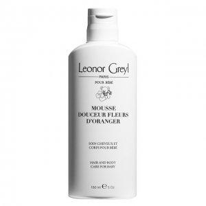 Шампунь-мусс для волос и тела с цветами апельсина Leonor Greyl. Цвет: бесцветный