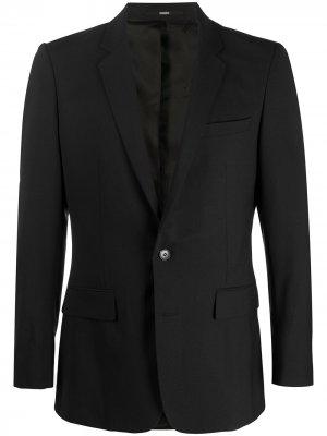 Однобортный пиджак Kenzo. Цвет: черный