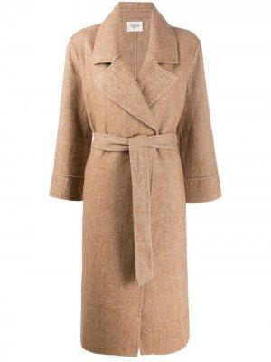 Пальто-накидка Haku Jovonna. Цвет: нейтральные цвета