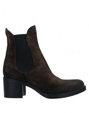 Полусапоги и высокие ботинки FRU.IT. Цвет: коричневый