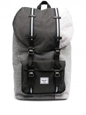 Рюкзак с нашивкой-логотипом Herschel Supply Co.. Цвет: серый
