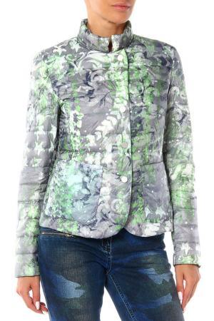 Куртка Marc Aurel. Цвет: зеленый