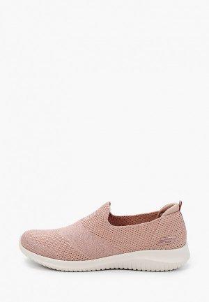 Кроссовки Skechers ULTRA FLEX. Цвет: розовый