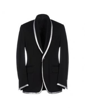 Пиджак ITALIA INDEPENDENT. Цвет: черный