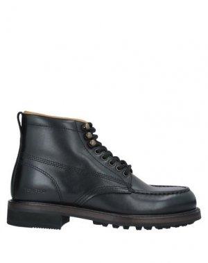 Полусапоги и высокие ботинки TOM FORD. Цвет: черный