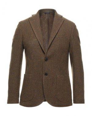 Пиджак TOMBOLINI. Цвет: охра