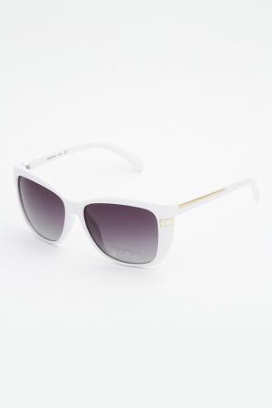 Очки солнцезащитные Arizona. Цвет: белый