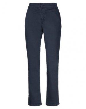 Повседневные брюки AND. Цвет: темно-синий